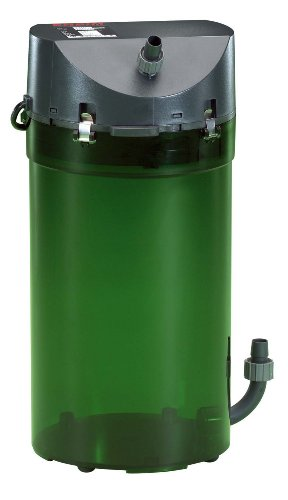 EHEIM Classic 2215371 External Canister Filter with Media for up to 92 US Gallons by Eheim