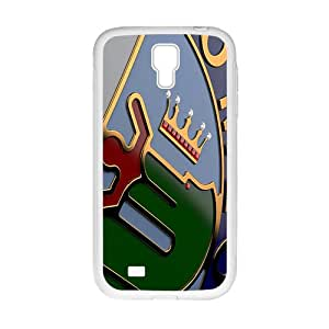 WFUNNY metal flake paint jobs 3D Phone Case for Samsung?Galaxy?s 4?Case
