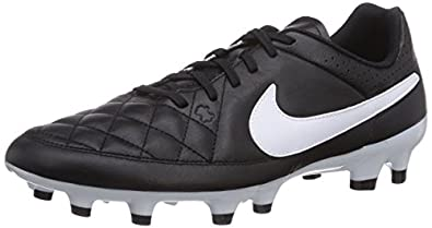 Amazon.com | Nike Tiempo Genio Leather Mens Soccer Cleats | Soccer