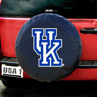 Wildcats NCAA Licensed Standard Black Spare Tire Cover ()