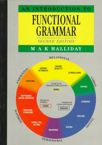 Introduction to Functional Grammar, 2Ed