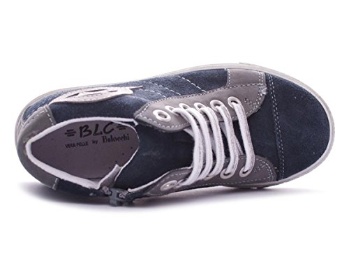 Balocchi Urban jungen, wildleder, sneaker high