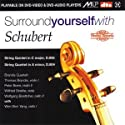 Brandis Quartet / Schubert / Yang - Surround Yourself With Schubert [DVD-Audio]