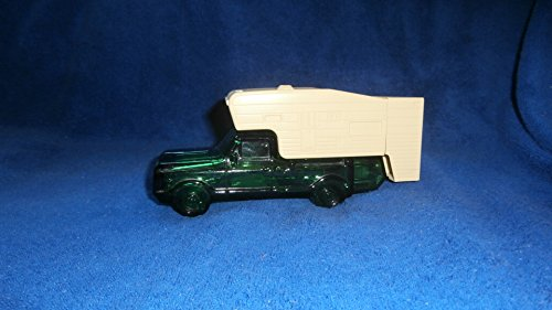 Decanter Mint - Avon the Camper Decanter Mint in Box