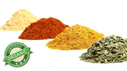 Organic Burdock Root Powder 100% Fresh 2oz. (Burdock Root Powder)