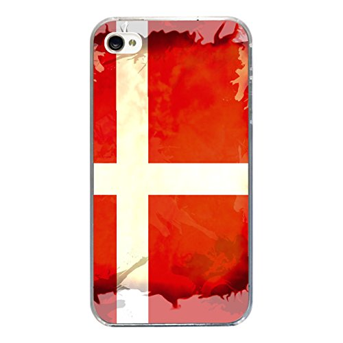 "Disagu Design Case Coque pour Apple iPhone 4s Housse etui coque pochette ""Dänemark"""