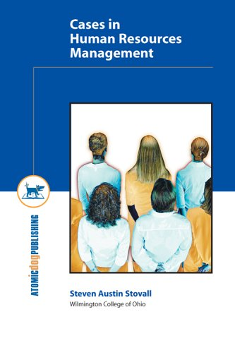 Download Cases in Human Resources Management ebook