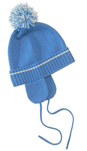 Gia John Cashmere Baby Boy Cashmere Hat (3m-24m) by Gia John Cashmere