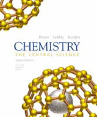 Chemistry  the Central Science,  Annotated Instructor's Edition, 8th Edition