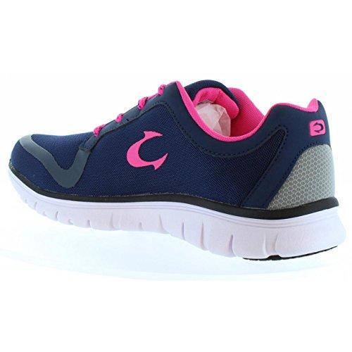 Smith 36 für John Rowen Damen Azul 16I Schuhgröße Sportschuhe Marino OwdpZBqgp