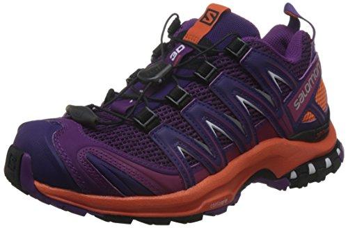 Eu Chaussures grape Pro Femme De acai flame 61 Violet W Trail Xa 43 Violet 3d Salomon 3 Juice Of0PnP
