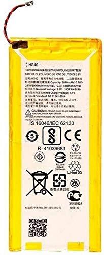 SVNEO Mobile Battery for Motorola Moto G5 Plus XT1686  HG40