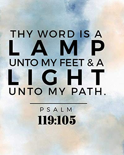 Light A Path Unto My Feet