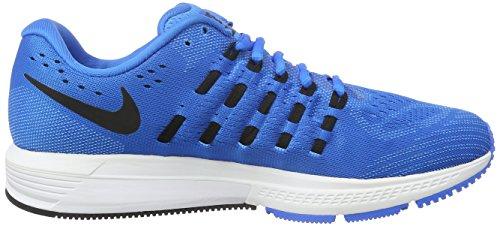 Photo Nike 11 Black Glow blue Shoes Running Mens Vomero Zoom Air white Blue HwnqHT0r