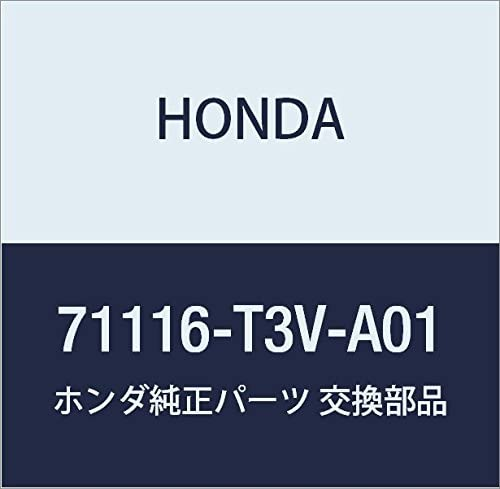 Genuine Honda 71116-T3V-A01 Bumper Garnish