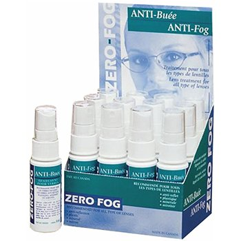 Zero-Fog Anti-Fog Spray