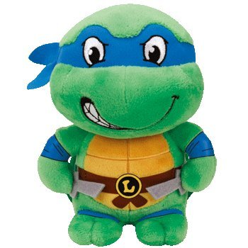 Ty Beanie Babies Teenage Mutant Ninja Turtles Leonardo]()