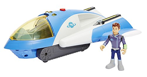 Miles From Tomorrowland Space Guard Cruiser
