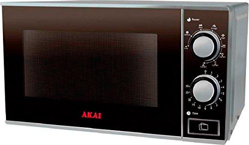 Akai akmw250, Horno microondas con grill, 25 L: Amazon.es: Hogar