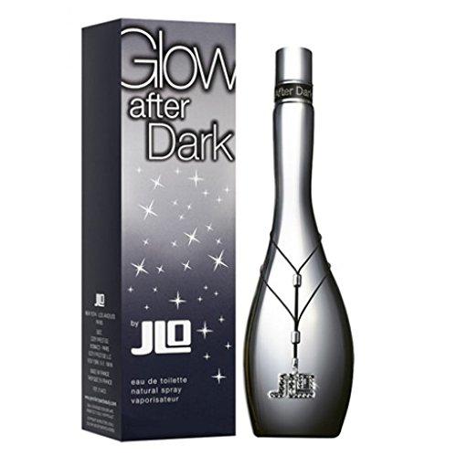 Glow After Dark By Jennifer Lopez For Women. Eau De Toilette Spray 3.4 oz