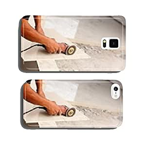 floor tile installation for house building cell phone cover case Samsung S6