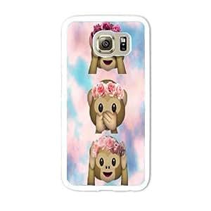 kimcase Custom monkey emoji Cover for Samsung Galaxy Note5