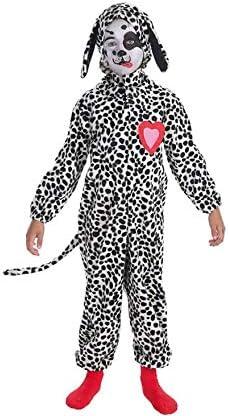 LLOPIS - Disfraz Infantil dálmata corazón t-2: Amazon.es: Juguetes ...