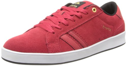 EMERICA Skateboard Shoes The Leo 2 Red