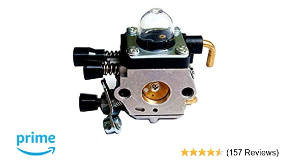 Amazon.com : EMY Carburetor Carb Replace Zama for Stihl FS75 FS80 FS85 FC75 FC85 HL75 HT70 HT75 SP85 Trimmer : Garden & Outdoor