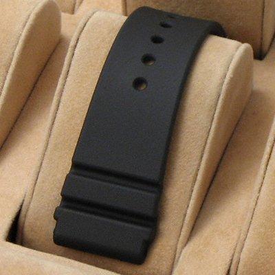 Seiko Pro Diver Strap (22mm, Black, Part 4F24ZZ)