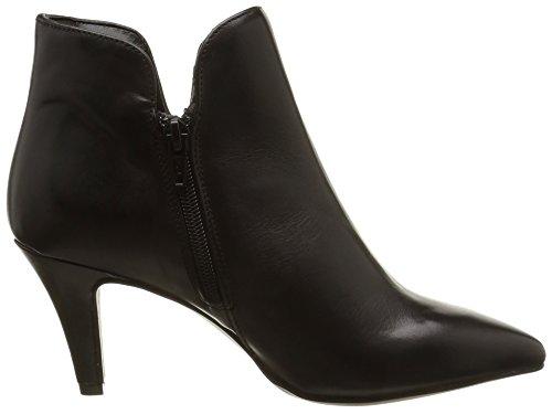 Leather003 black Tamaris Femme 25011 schwarz Bottes Noir 00vwAq