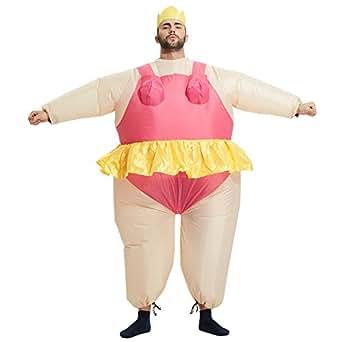 TOLOCO Inflatable Halloween Costume (Ballet)