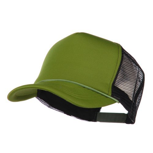Summer Foam Mesh Trucker Cap - Cactus Black (Foam Mesh Hats)