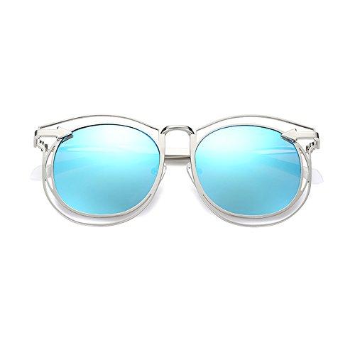de libre de aire 04 metal al gafas ZHIRONG conducción contra solar marco Beach protección 06 sol Color viajes polarizadas UV Gafas Fashion de OqB7Ux5