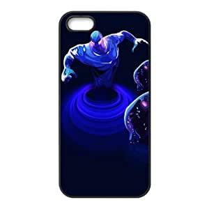 iPhone 5 5s Cell Phone Case Black Defense Of The Ancients Dota 2 ENIGMA 004 LWY3507518KSL