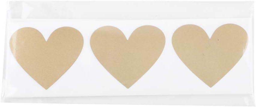FLOFIA 80 Pcs Rubbel Etiketten Herz Rubbelaufkleber Hochzeit Rubbelkarten /Überraschung Rubbellose Rubbel Folie Rubbelsticker Etiketten Gold DIY Scratch Off Label Card 30x35mm