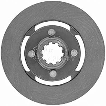 "R326207 5/"" Starting Engine Clutch Woven Disc John Deere 80 720 730 820 830 840 R"