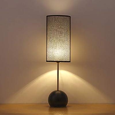 Elegante lámpara de mesa decorativa: lámparas de mesa minimalistas ...