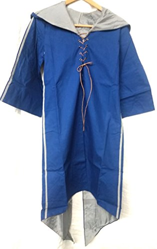 Harry Potter Quidditch Ravenclaw Robe Habber & Dasher Discontinued SIZE - YOUTH SMALL/MEDIUM -
