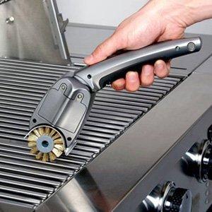 Smart BBQ! Cordless Power Grill Brush - Rotary Brush Power