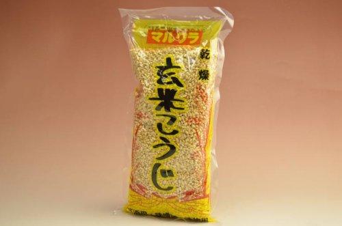 Marukura food Marukura domestic rice dry brown rice construction 500g