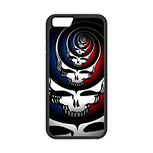 """Grateful Dead TPU Protective Case Skin Cover for Apple iPhone6 4.7"""""""""""