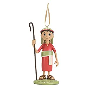 Christmas Ornament - The Shepherd On The Search