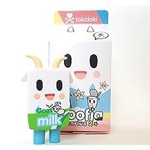 Tokidoki Moofia Series 2 Vinyl Figure - Billy Goat Milk by Tokidoki