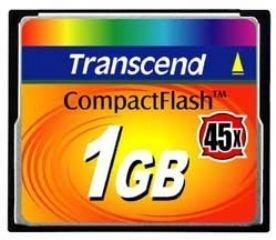 Transcend 1GB Compact Flash Card Memoria Flash - Tarjeta de ...