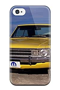 Tpu Fashionable Design Dodge Dart Old Car Rugged Case Cover For Iphone 4/4s New