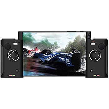 Aikun Morphus X300 3D-Glasses-Free Android Gaming Tablet,8 inch IPS Display,Octa-core CPU/GPU,2G/32G,Dual WIFI,Wireless Controllers Over 2.4GHz,8M pixel rotatable camera (Black)