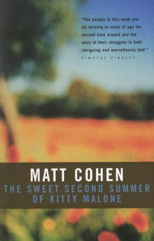 book cover of The Sweet Second Summer of Kitty Malone