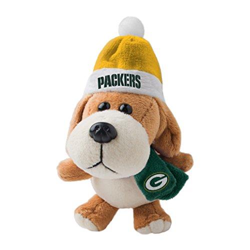 NFL Green Bay Packers Plush Dog Ornament