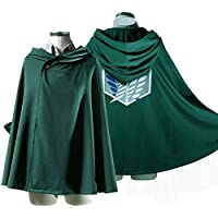 cloak of the anime Attack on Titan
